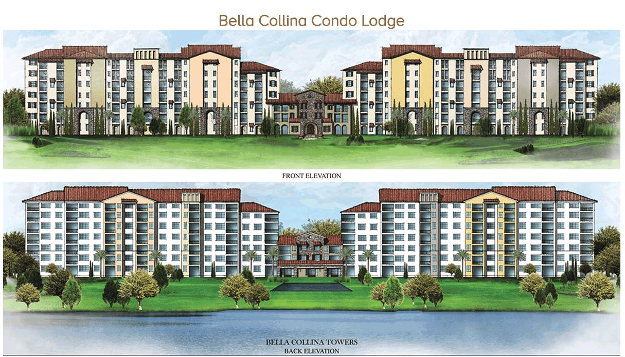 Condos at Bella Collina